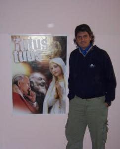 Marcelo en San Giovanni Rotondo
