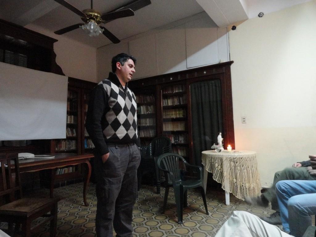 Testimonio de Marcelo Marciano en Punta Carretas - 2