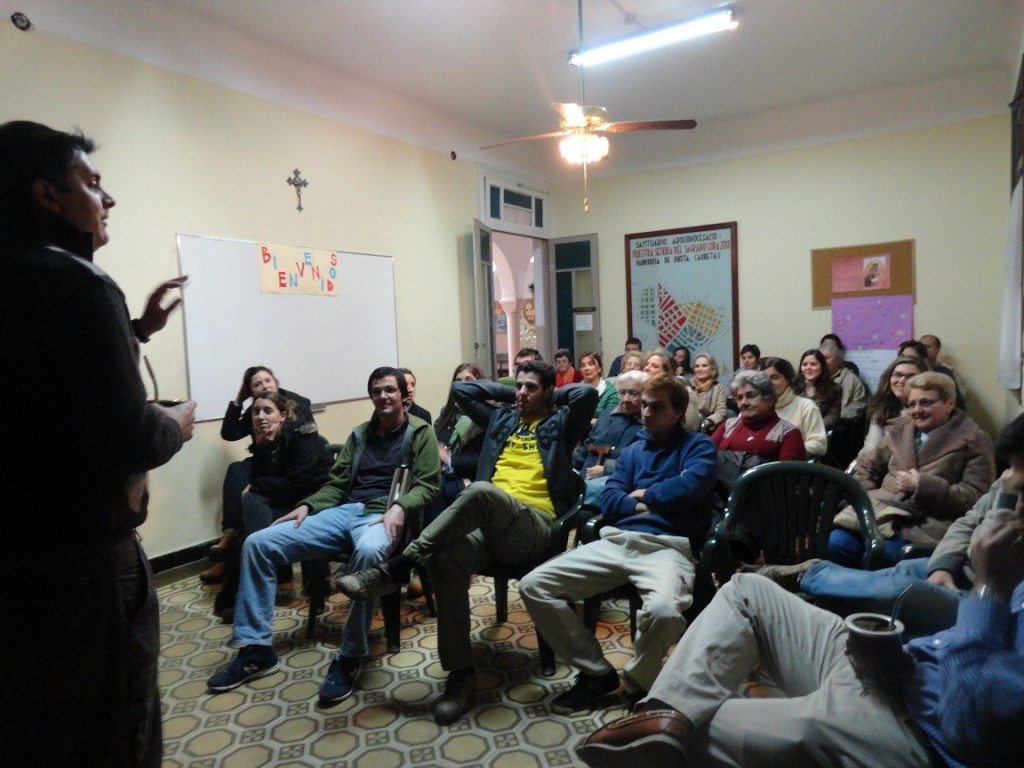 Testimonio de Marcelo Marciano en Punta Carretas - 4